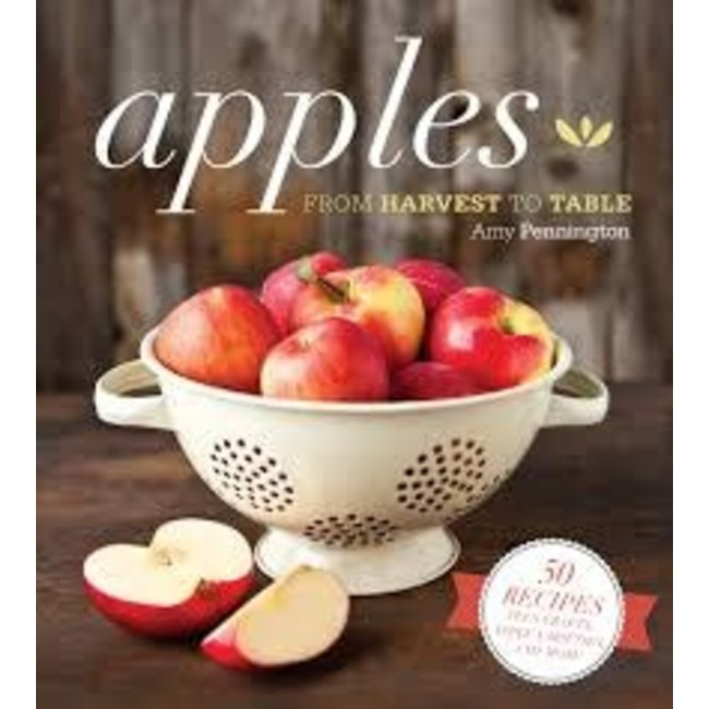 Cookbook- Apples From Harvest To Table
