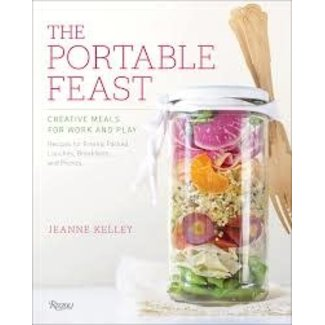 Cookbook- The Portable Feast