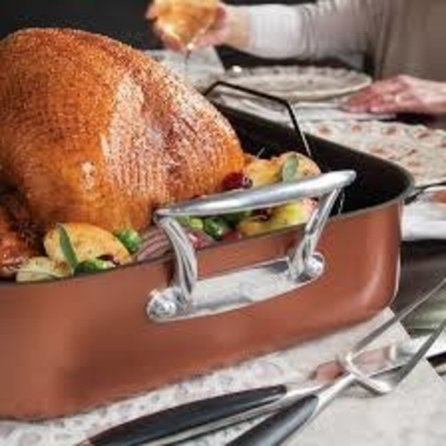 NordicWare Nordic Ware - Extra Large Roaster and Rack