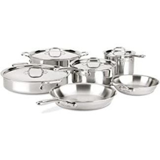 All Clad All Clad D3 10 Piece Set