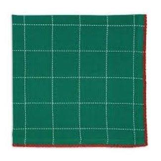 DII Fabric Napkin - Joyful Dobby Green