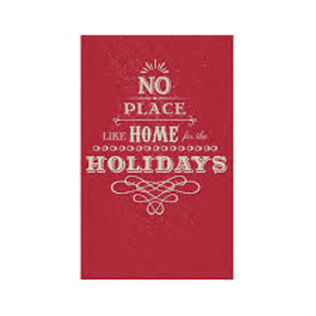 Harman Luncheon Napkin - No Place Like Home For The Holidays