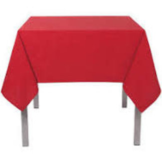 """Now Designs Now Designs 120"""" Tablecloth Hemstitch Chili"""