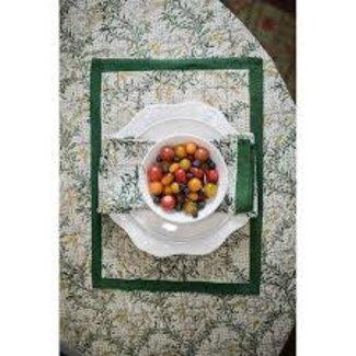Petal Pushing Tablecloth 60x90- Rosemary