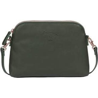 Sophie Allport Sophie Allport Mini Shoulder Bag - Foxes Green