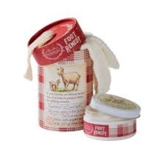 San Francisco Soap Company San Francisco Soap Company Foot Remedy - Peppermint Goatsmilk (Goat)