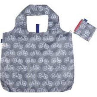 RockFlowerPaper Rock Flower Paper Blu Bag-  Summer Bikes Grey