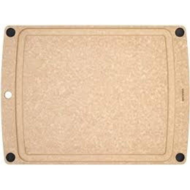 """epicurean Epicurean Cutting Board  """"All in One"""" 19.5"""" x 15"""" - Natural"""