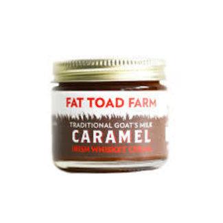 FAT TOAD FARM Goat's Milk Carmel 2 oz - Irish Whiskey Cream