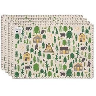 Now Designs Now Designs Placemat - Wild & Free
