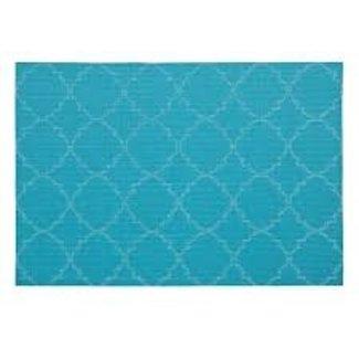 Harman Harman Vinyl Placemat Panama Tile - Turquoise