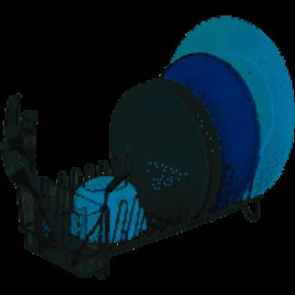 InterDesign Compact Dish Drainer - SS