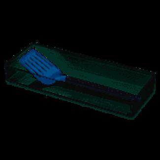 InterDesign Linus Drawer Organizer 6 x 15 x 2 - Clear