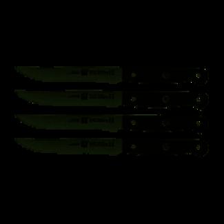 Zwilling Henkels Gourmet  4 Pc Steak Knife Set