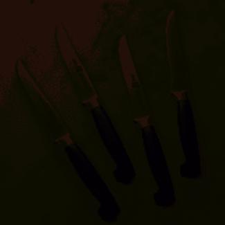Zwilling Hankels Four Star 4 pc Steak Knife Set