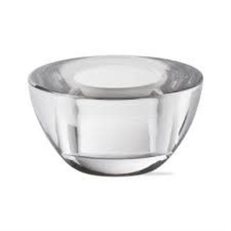 Tag Glass Tealight Holder - Luna