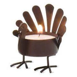 TAG Tealight Holder- Turkey Antique Bronze