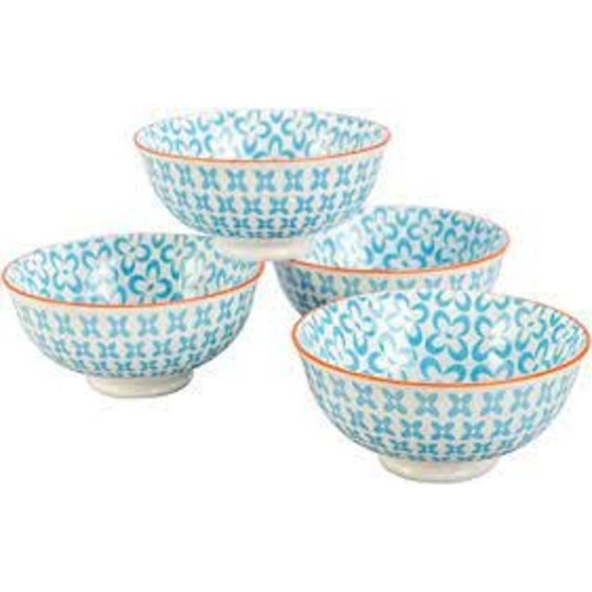 BIA Peony Bowl  - Turquoise