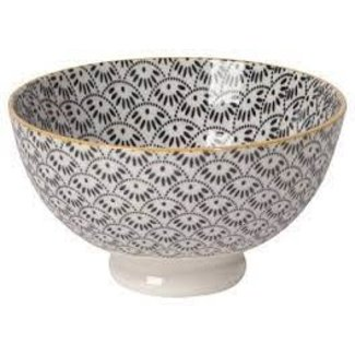Now Designs Now Design Bowl 4inch Dotted Scallop
