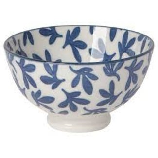Now Designs Now Designs  4inch  Bowl - Blue Floral