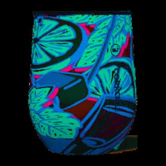 Corkcicle Stemless 12 oz  Tumbler - Mint Julep