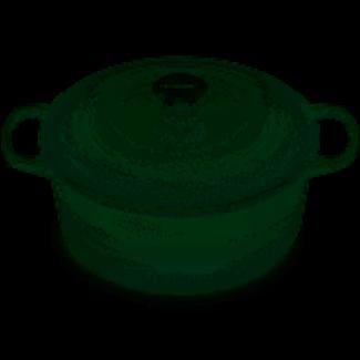 Le Creuset  5.5 QT Dutch Oven w/ SS Knob- Artichaut