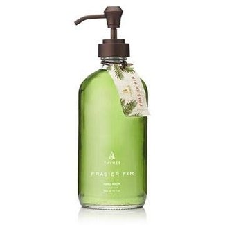 Thymes Thymes Frasier Fir Hand Wash- Large Glass