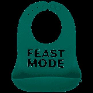 Bella Tunno Bella Tunno Wonder Bib - Feast Mode