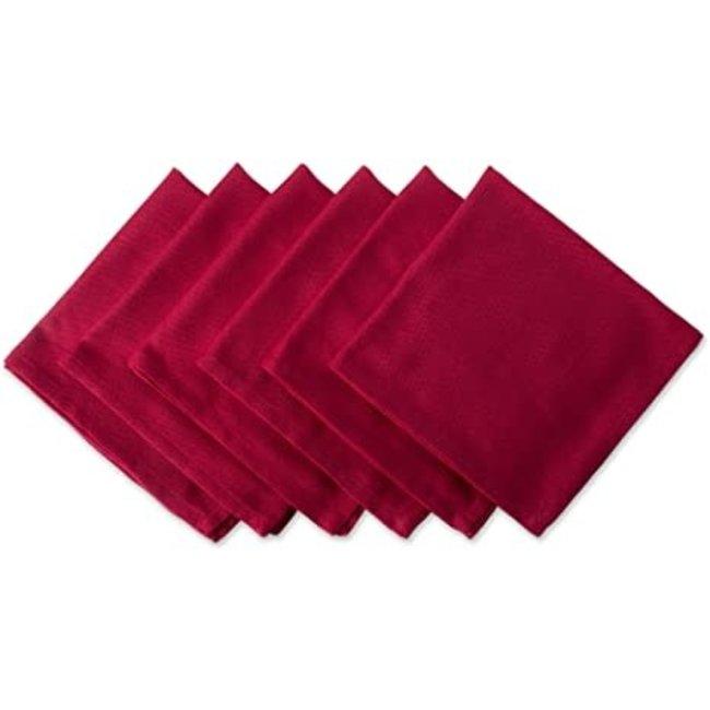 DII Fabric Napkin- Tango Red
