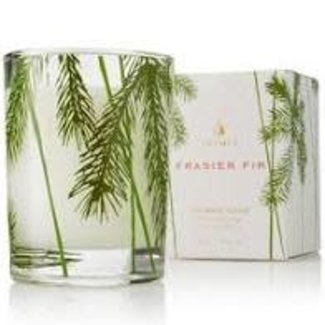 Thymes Thymes Frasier Fir Votive Candle- Pine Needle