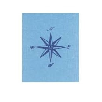 Now Designs Now Designs  Swedish Dishcloth -  Compass