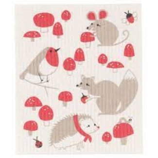 Now Designs Now Design Dc Swedish Toadstool Time