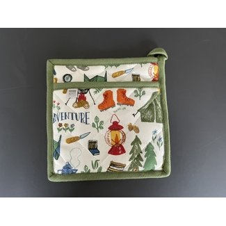 Now Design Pot Holder- Spruce Out & About