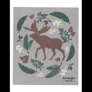 Now Designs DC Swedish- Winter Moose