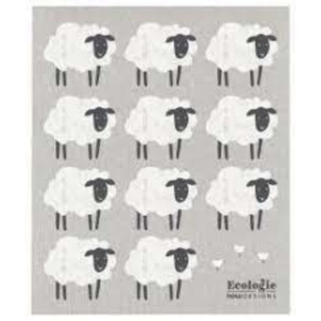Now Designs Now Designs Dc Swedish Counting  - Sheep