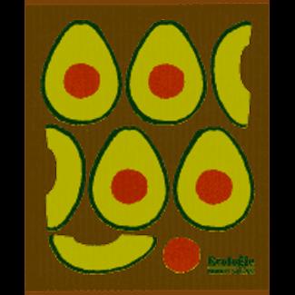Now Design Towel Swedish Avocados