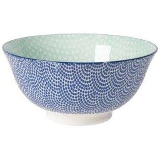 Now Designs Now Designs 6inch Bowl -Blue Waves/Aqua