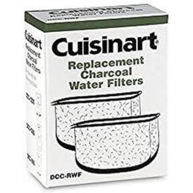 cuisinart Cuisinart Charcoal Water Filters