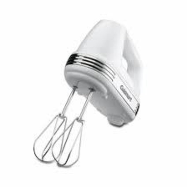 cuisinart Cuisinart Power Advantage 7-Speed Hand Mixer - White