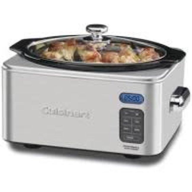 cuisinart Cuisinart Programmable 6 1/2 Quart Slow Cooker