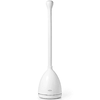 OXO OXO G.GRIPS TOILET PLUNGER - WHITE