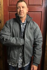ARIAT ARIAT MNS TEAM JACKET CHARCOAL HEATHER CONCEALED CARRY INSULATED
