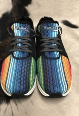 ARIAT ARIAT WMNS FUSE SERAPE SHOE RAINBOW RECOVERY INSOLE