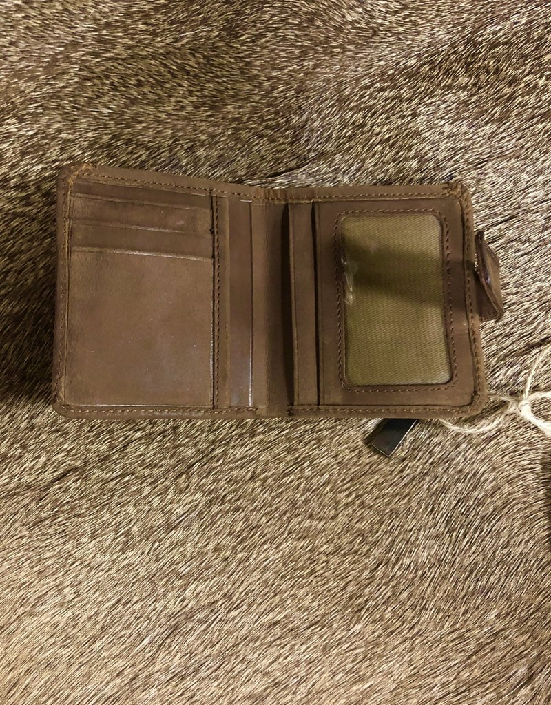 WALLET STS CHAQUITA TORNADO BROWN