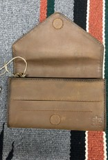 WALLET STS SILO TORNADO BROWN