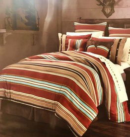 BEDDING SET BA9005 SUPER QUEEN MONTANA SERAPE
