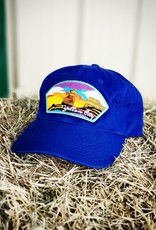HAT CAP YELLOW CITY CANYON NON STRUCTURED