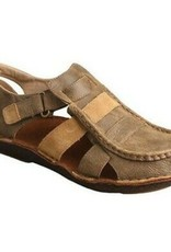 SHOE MNS TWISTED X LEATHER WRAP SANDAL MLW0004