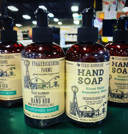 ANTISEPTIC HAND RUB AND SOAP COMBO SET 8 OZ EACH