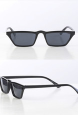 SUNGLASSES TINY JET BLACK